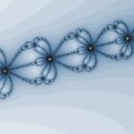 Catena newtoniana azzurra
