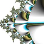 Mandelbrot metallizzato